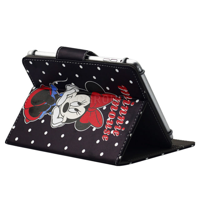 Cartoon Universal Leather Case for Tablets 7 inches