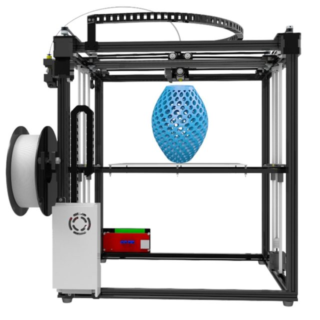 High-Precision Aluminium 3D Printer