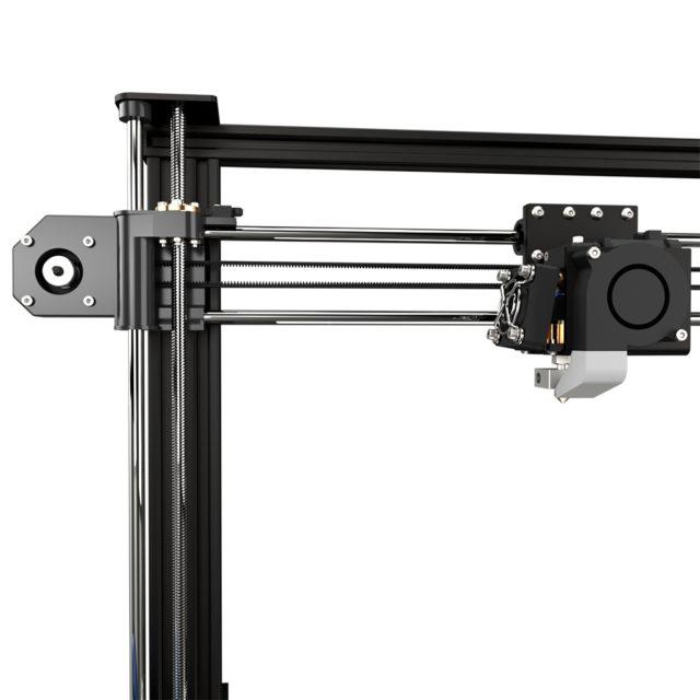 Professional Multifunction High Precision Metal 3D Printer