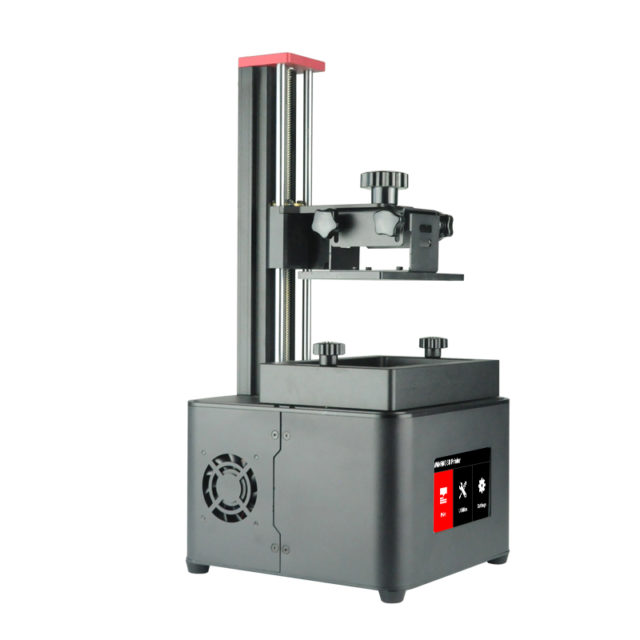 LCD 3D Printer Machine