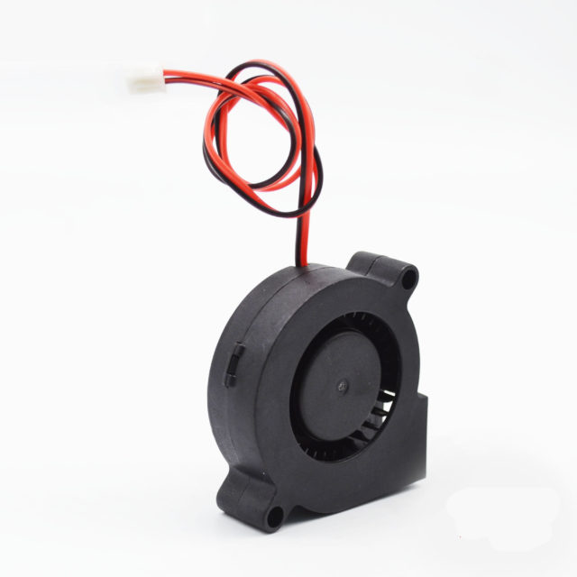 Cooling Turbo Fans for 3D Printers