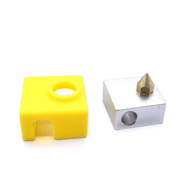 3D Printer Silicone Heater Block Covers