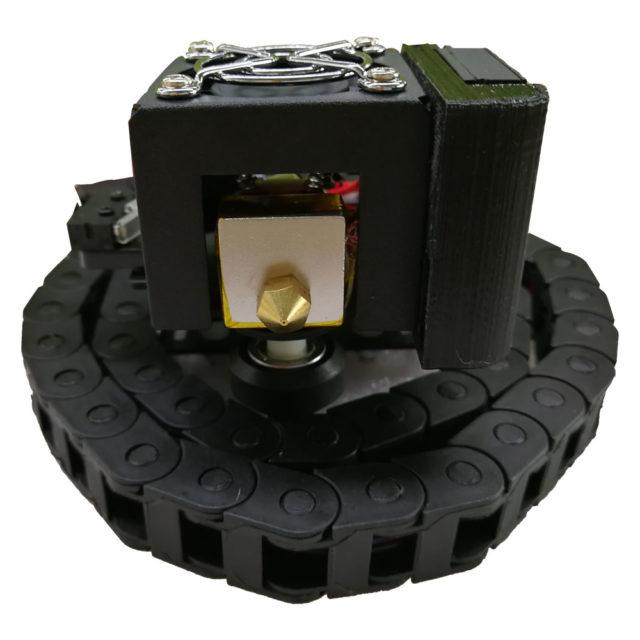 Professional Spare Metal 3D Printer Extruder