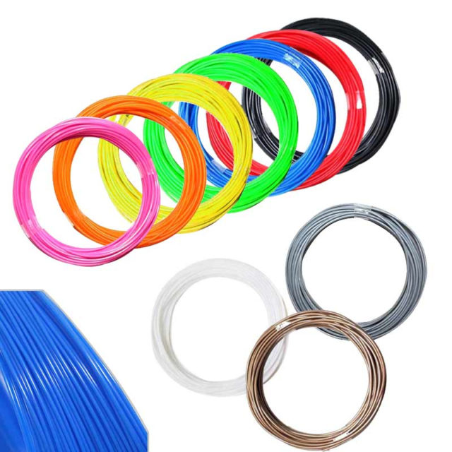 1.75mm 3D Printer ABS Filaments