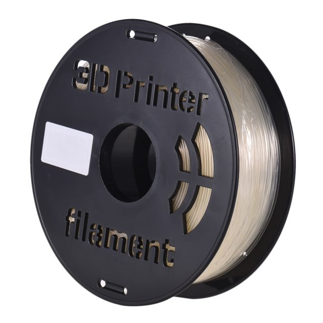 Transparent Filament for 3D Printer