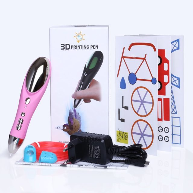 3D Printing Pens with PLA Filament