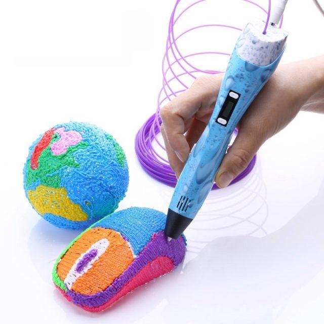 Cute Patterned 3D Printing Pens