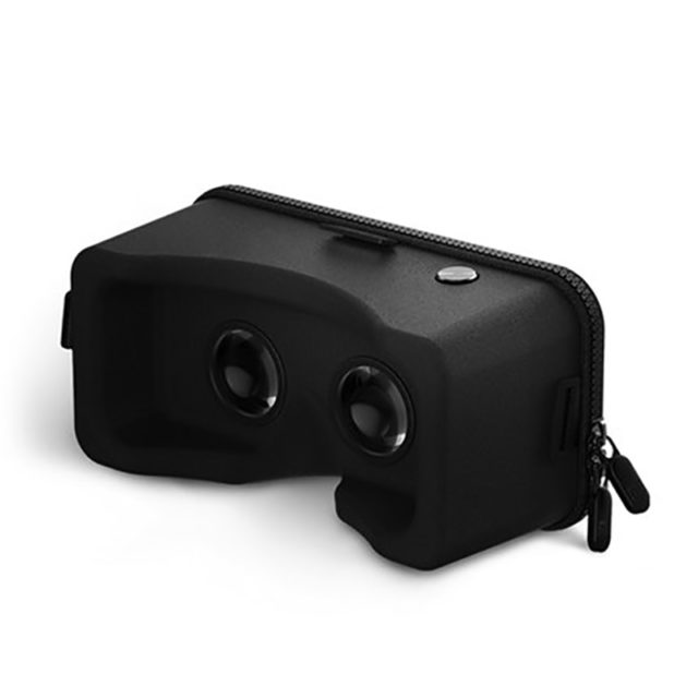 Virtual Reality 3D Glasses with Controllers