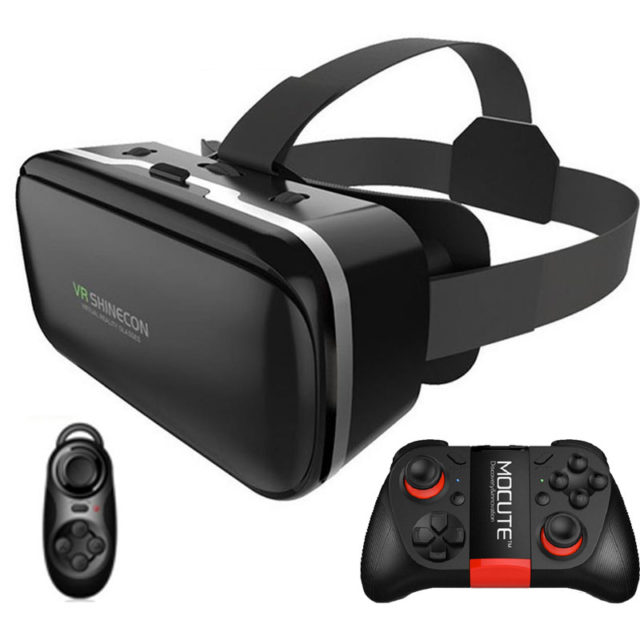 VR Shinecon Headset for Smartphone