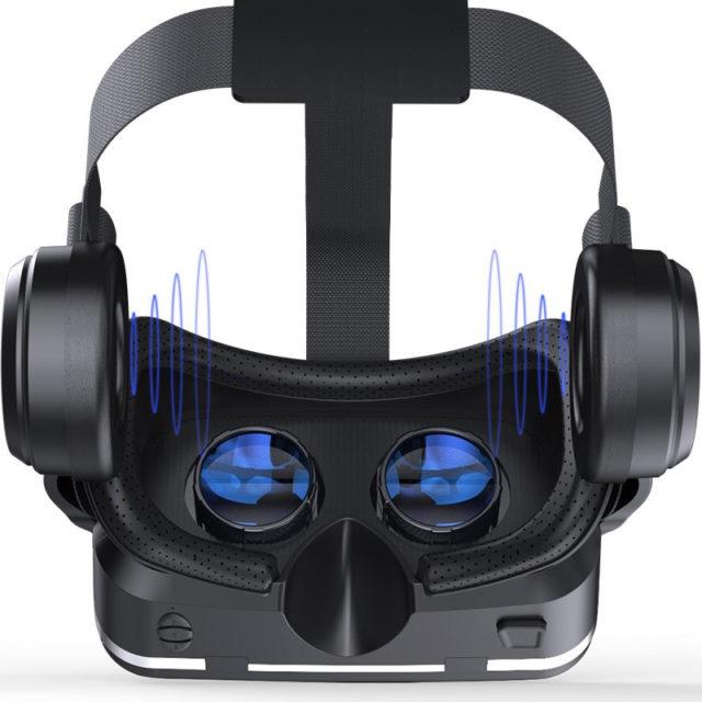 Smartphone Virtual Reality  VR Headset