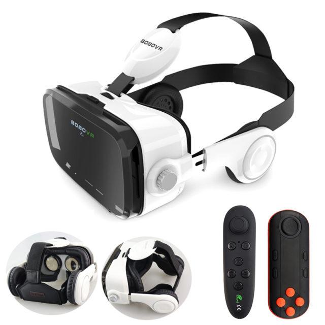 Z4 3D Virtual Reality Glasses