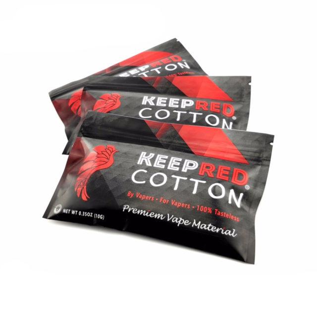 Vape Organic Cotton