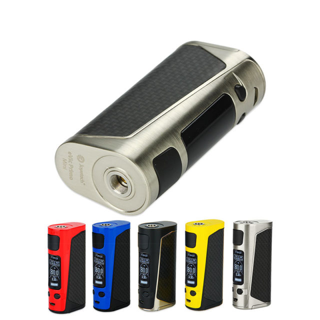 80W Metal Mini Mod – Black