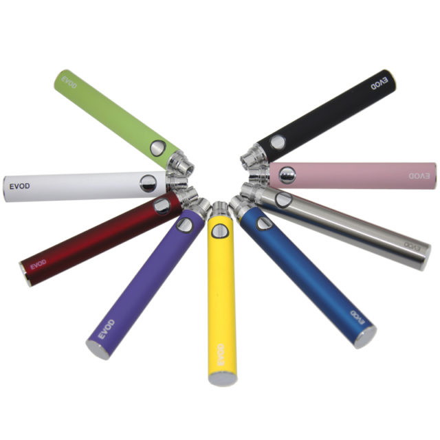 10 Pieces of Colorful EGO Electronic Cigarette