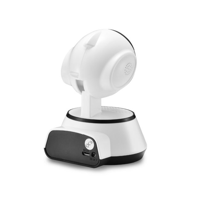 Smart Camera With Clear Two-Way Audio