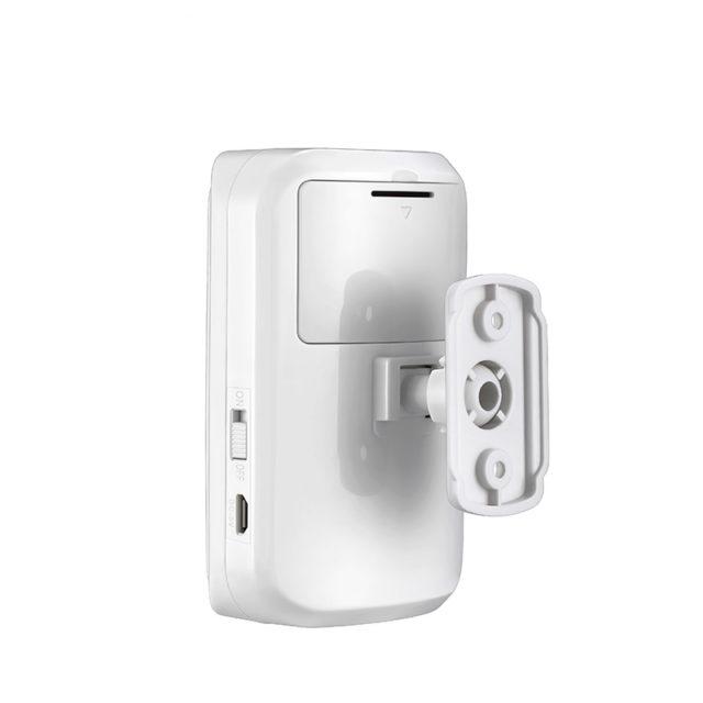 Wireless Intelligent Motion Sensor Alarm PIR Detector