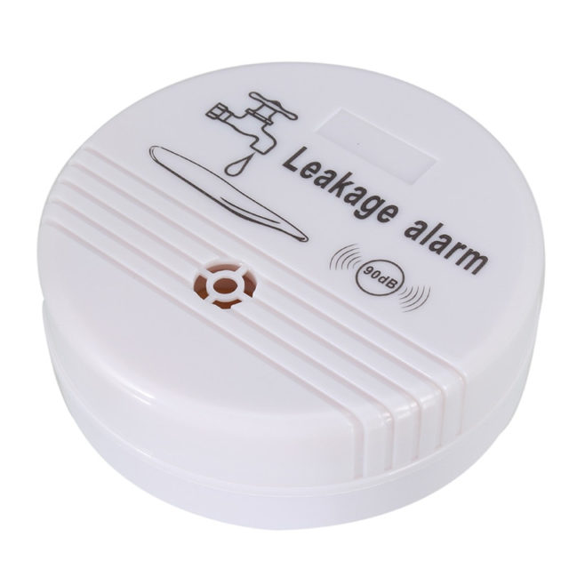 Highly Sensitive Warning Wireless Plastic Water Leakage Detector