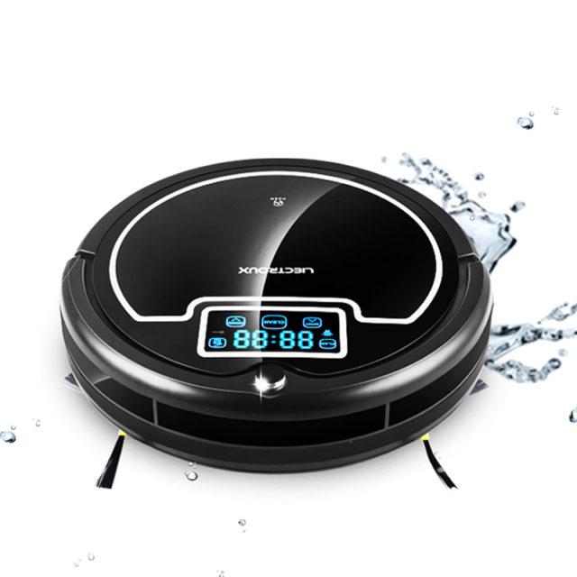 Efficient Robot Vacuum Cleaner