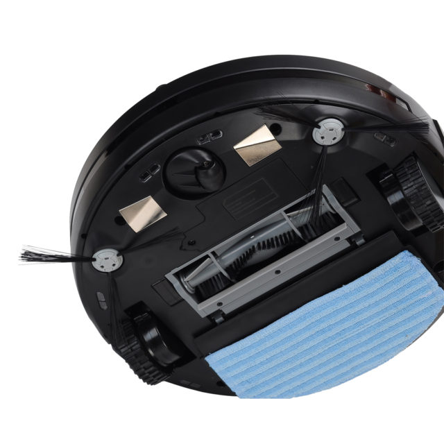 Automatic Rechargeable Smart Vacuum Cleaner