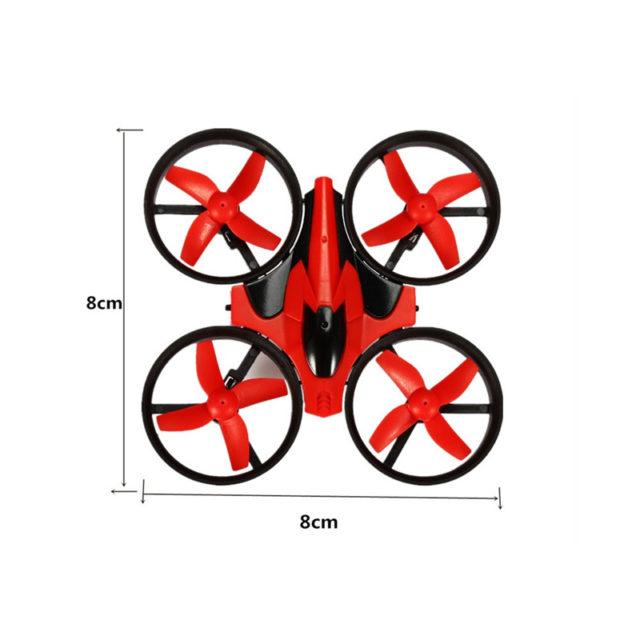 Headless Mode Mini RC Quadcopters