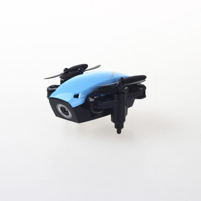Foldable Compact Drone with FPV Camera