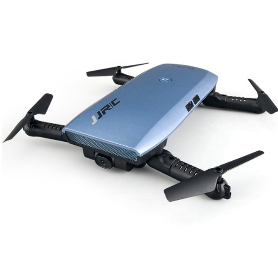 Upgraded Foldable Drone with Gravity Sensor