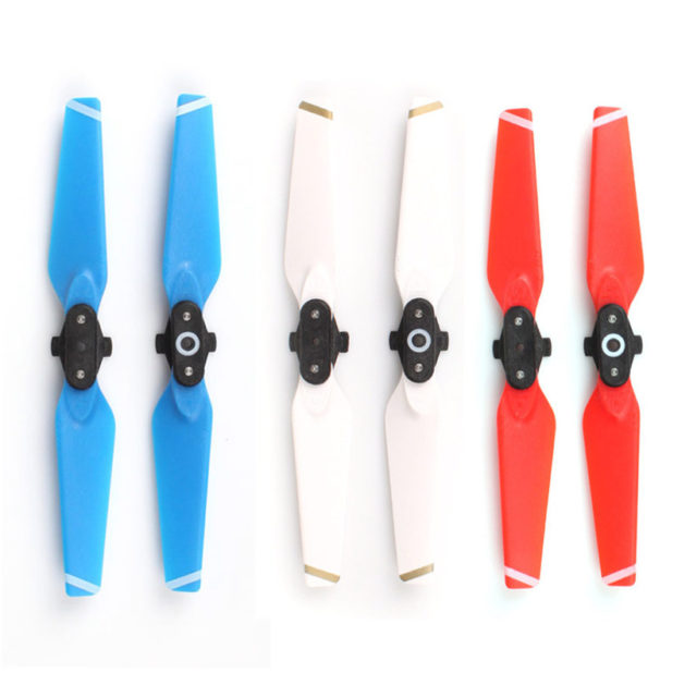 Colorful Folding Propellers for DJI Spark