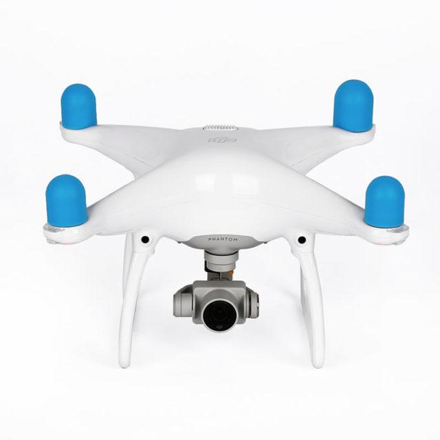 4 Pieces of Drone Motor Cover for DJI Phantom