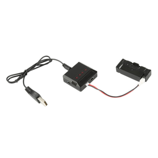 Battery Charging Hub for Syma X5C/X5SW Batteries