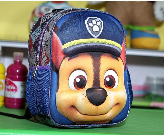 3D Dog Backpack for Boys