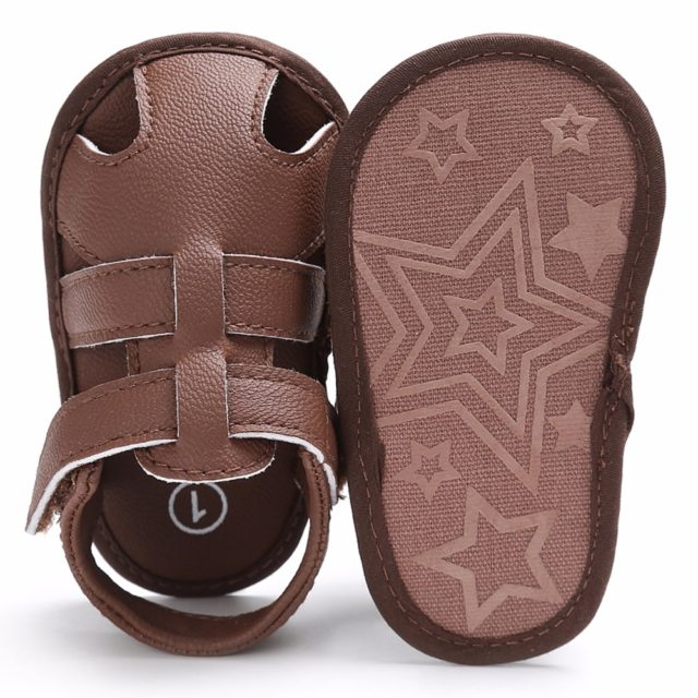 Summer Baby Boy's Soft Breathable Sandals
