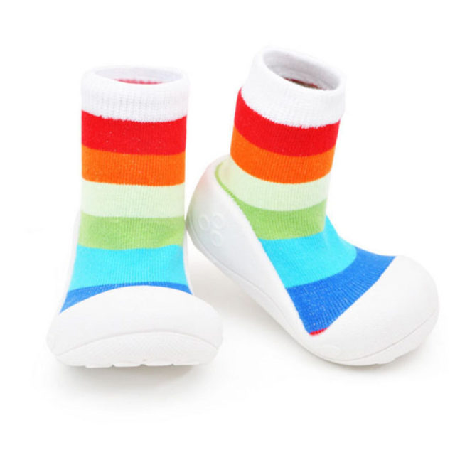 Soft and Comfortable First Walkers Anti-slip Toddler Shoes
