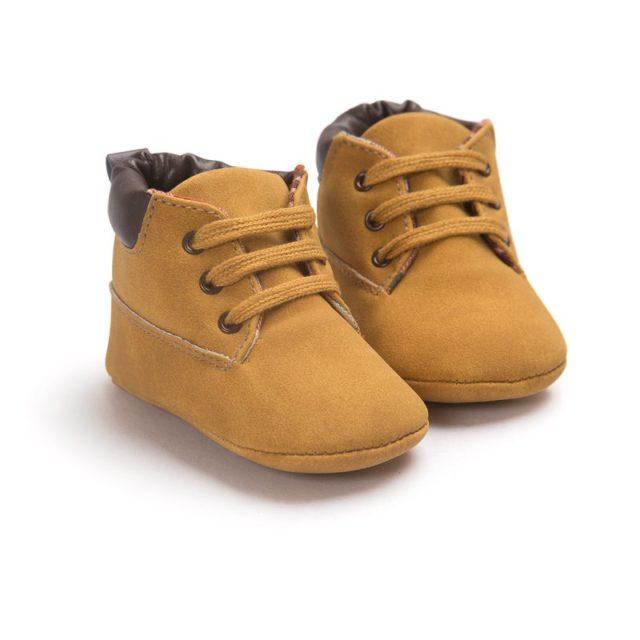 Fashion Soft Cotton Baby Boy's Boots