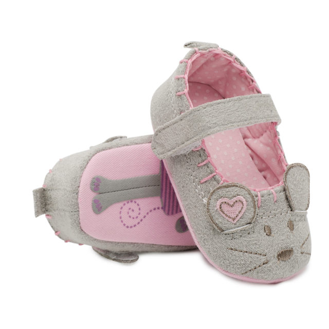 Cute Baby Girl's Anti-Slip Shoes