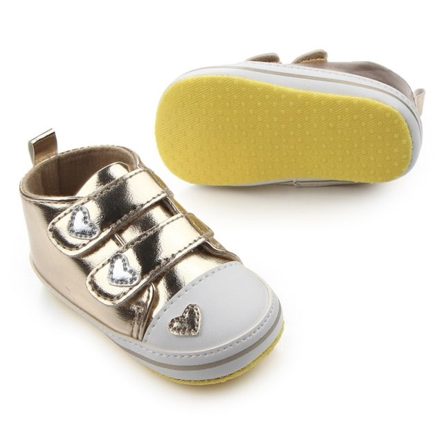 Fashion Comfortable Leather Baby Girl's Shoes