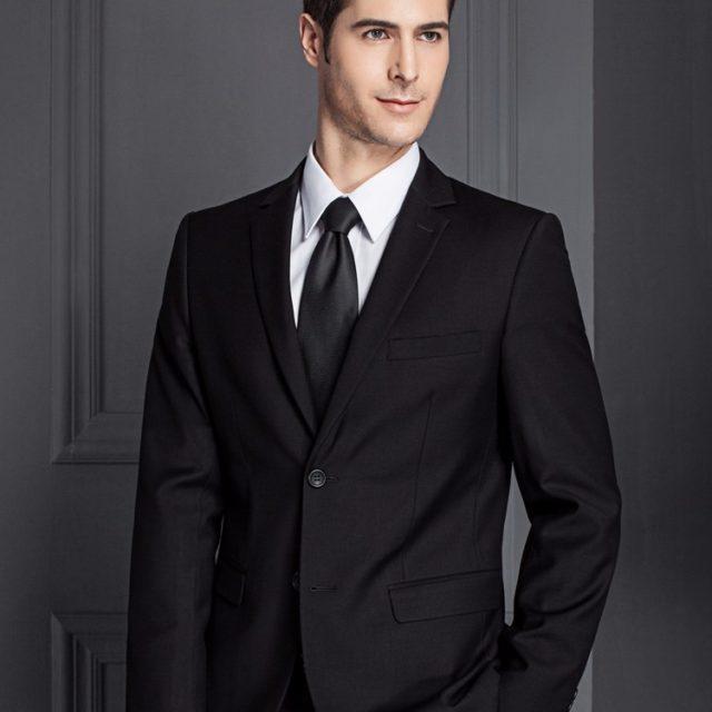 2 Pcs Business Suit for Men