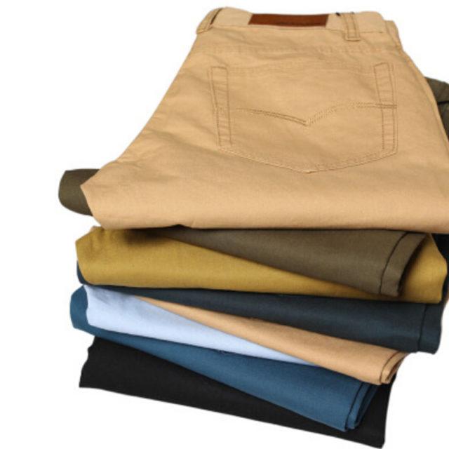 Men's Basic Regular Fit Pants