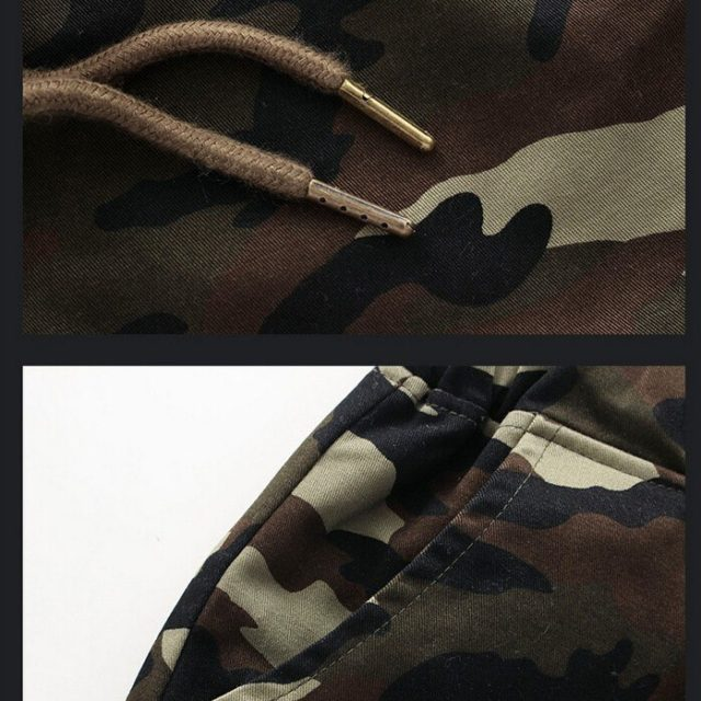 Camouflage Pants for Men