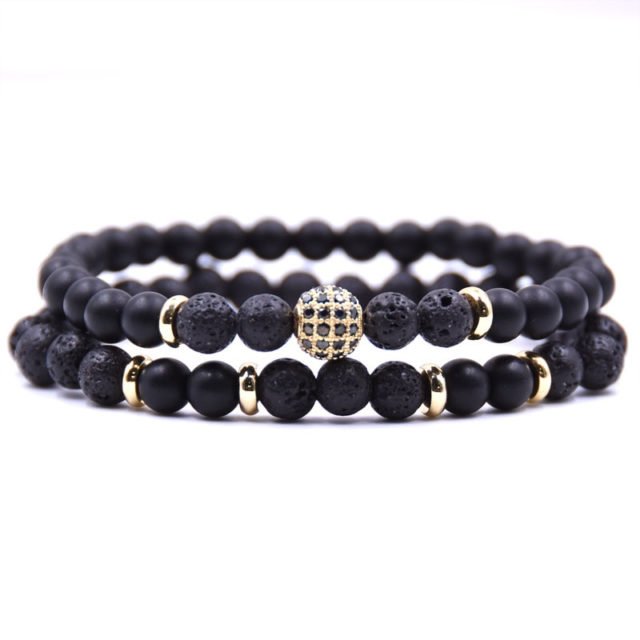 Natural Stones Beaded Bracelets
