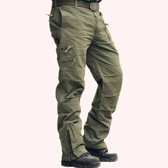 Men's Multi Pockets Cargo Pants
