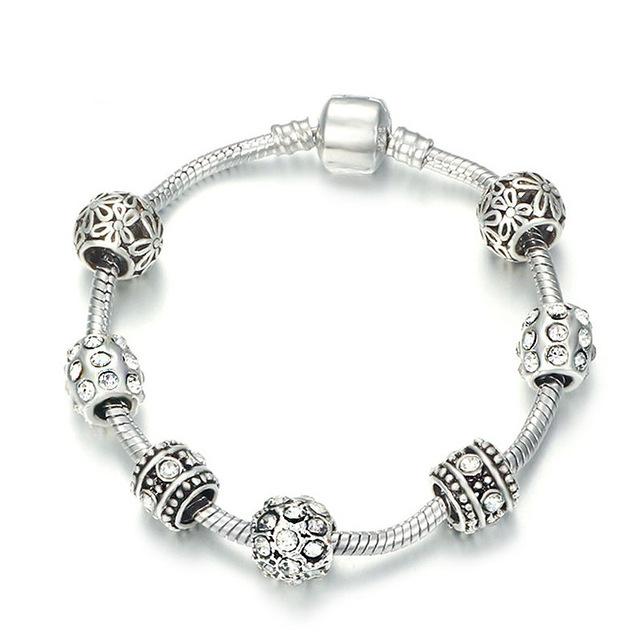 Classic Charm Bracelet for Women