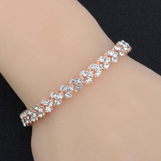 Women's Crystal Bracelet