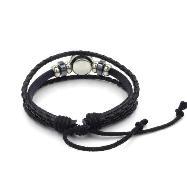 Women's Zodiac Charm Bracelet