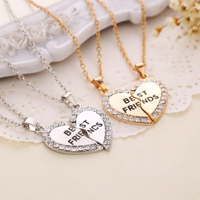Women's and Men's Friends Necklace