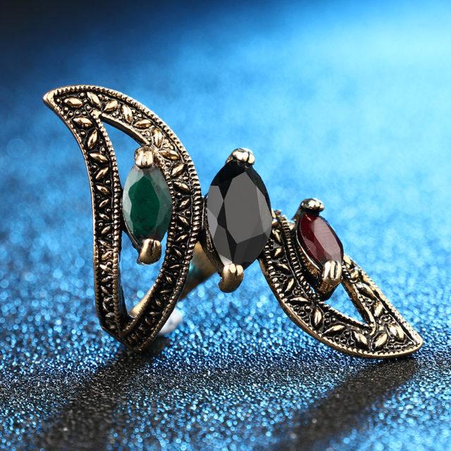 Women's Vintage Turkish Ring