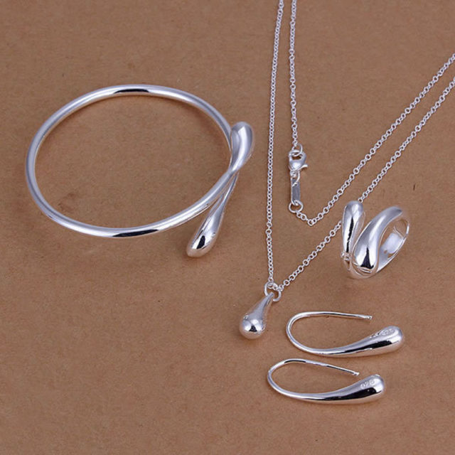 Fashion Wedding Bridal Jewelry Set