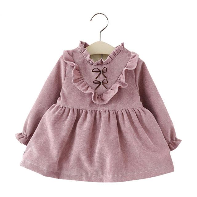 Baby Girl's Cute Ball Gown Dress