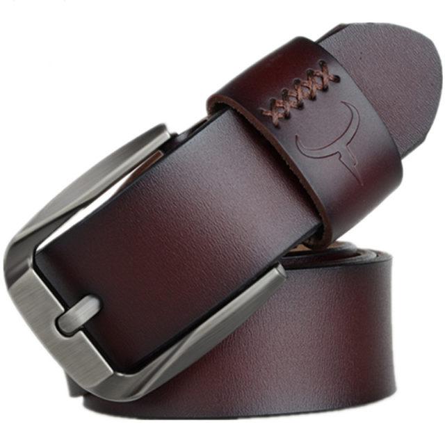 Vintage Cow Leather Men Belts