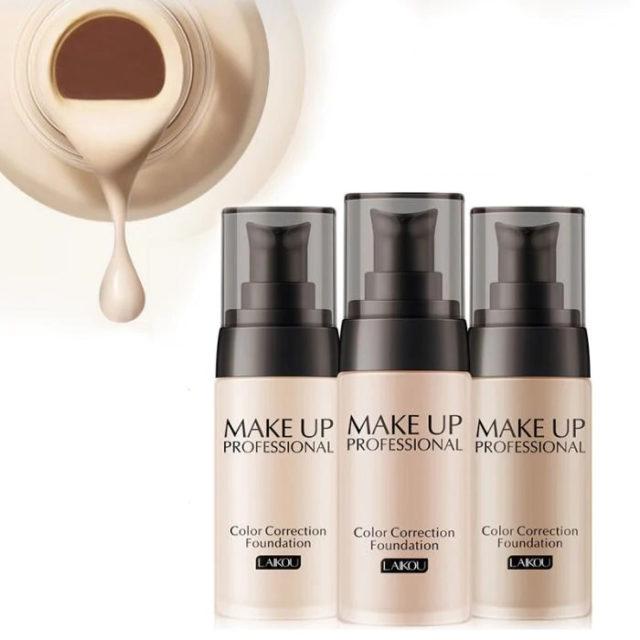 Moisturizing Makeup Foundation for Women