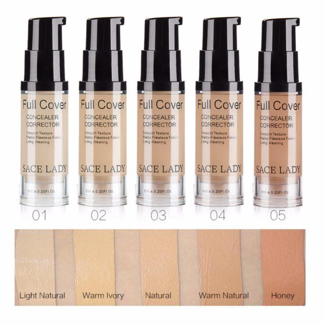 All Skin Types Concealer